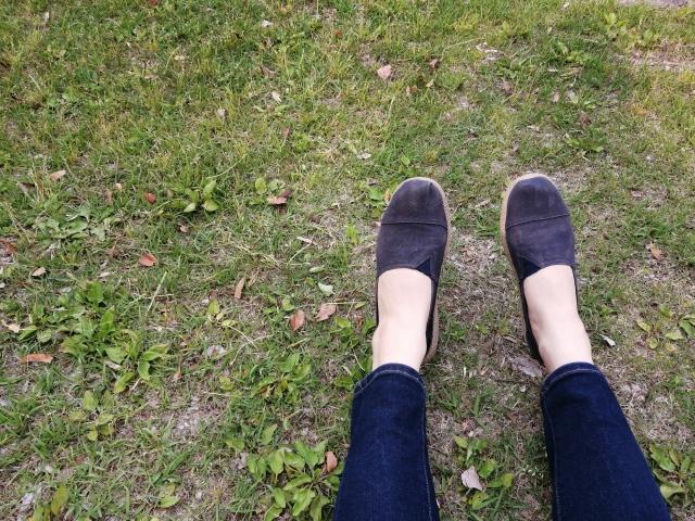 ワークマンの靴2