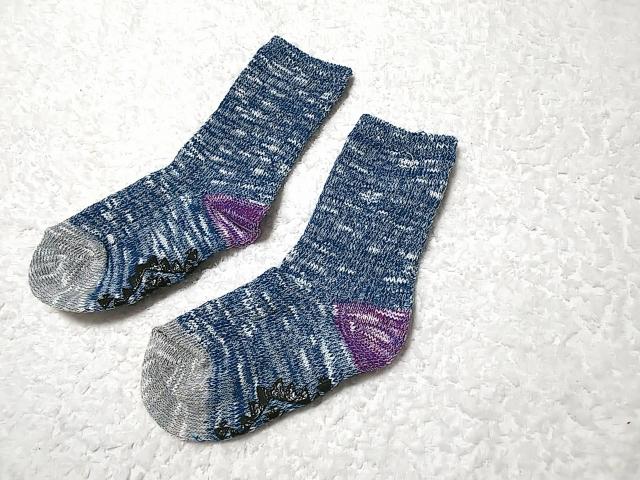ワークマンの靴下2